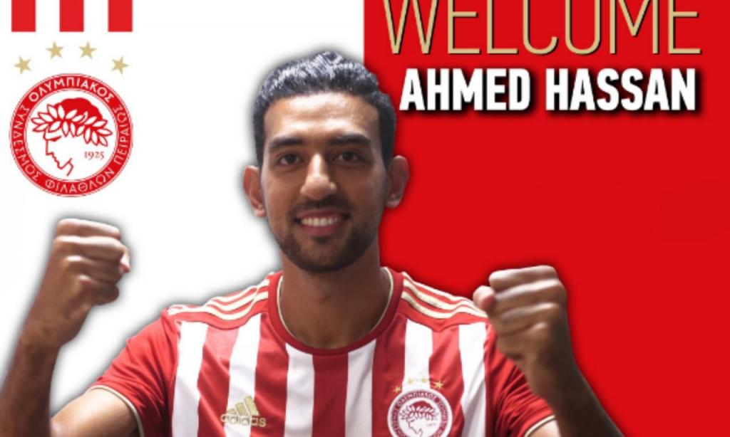 Hassan - Olympiacos