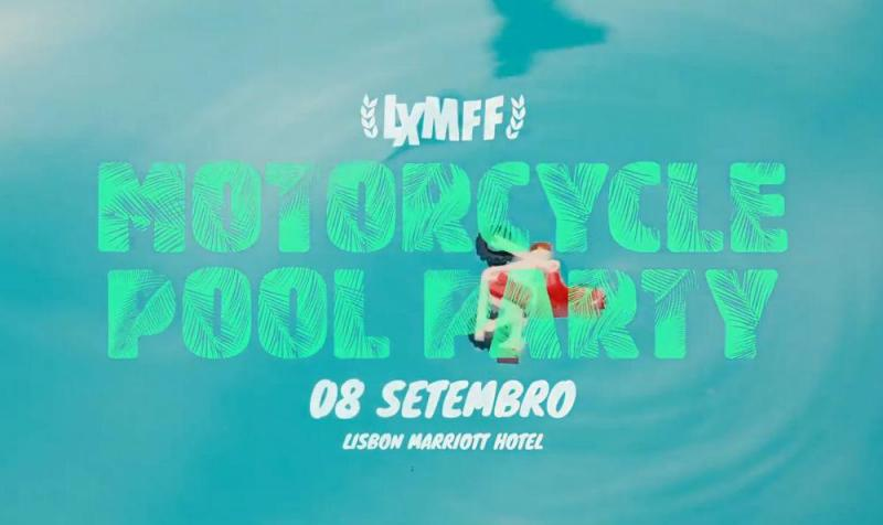 Motorcycle Pool Party 2018