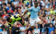 Manchester City-Huddersfield