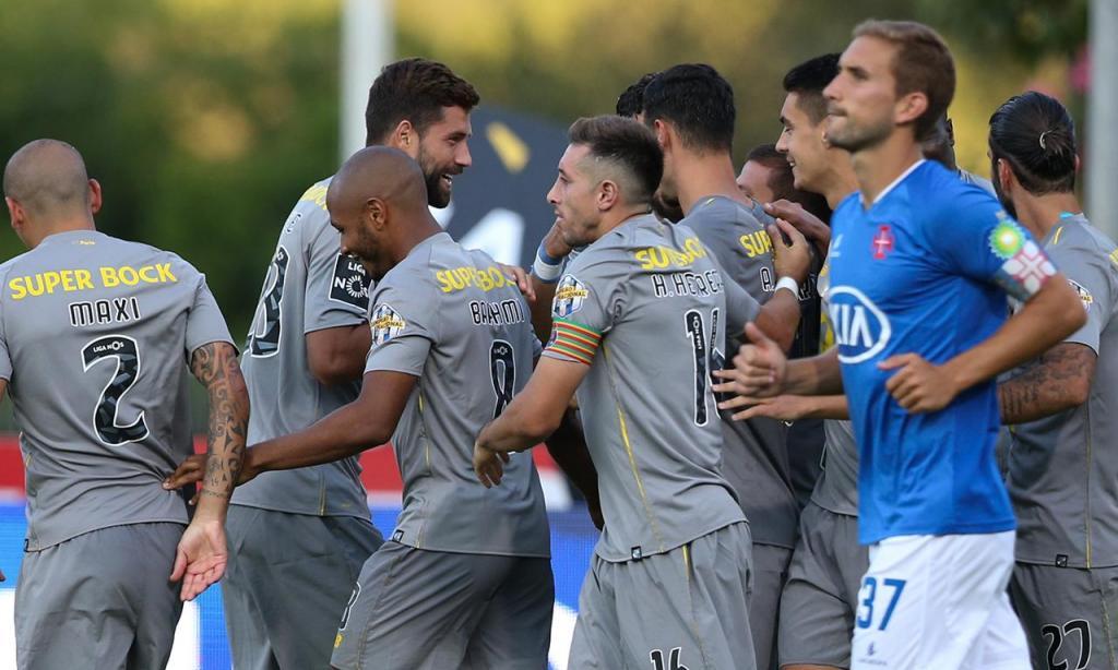 Belenenses-FC Porto