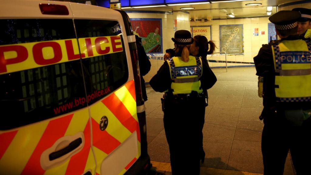Polícia - Londres (arquivo)