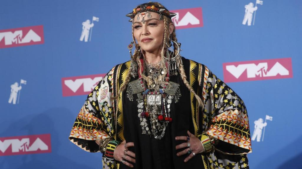 Madonna nos VMA's