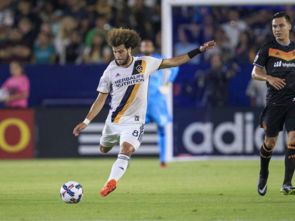 João Pedro (foto LA Galaxy)
