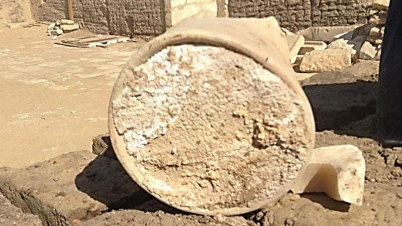 Queijo com três mil e duzentos anos encontrado no Egipto