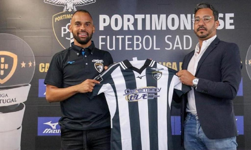 Paulinho (Foto: Portimonense)