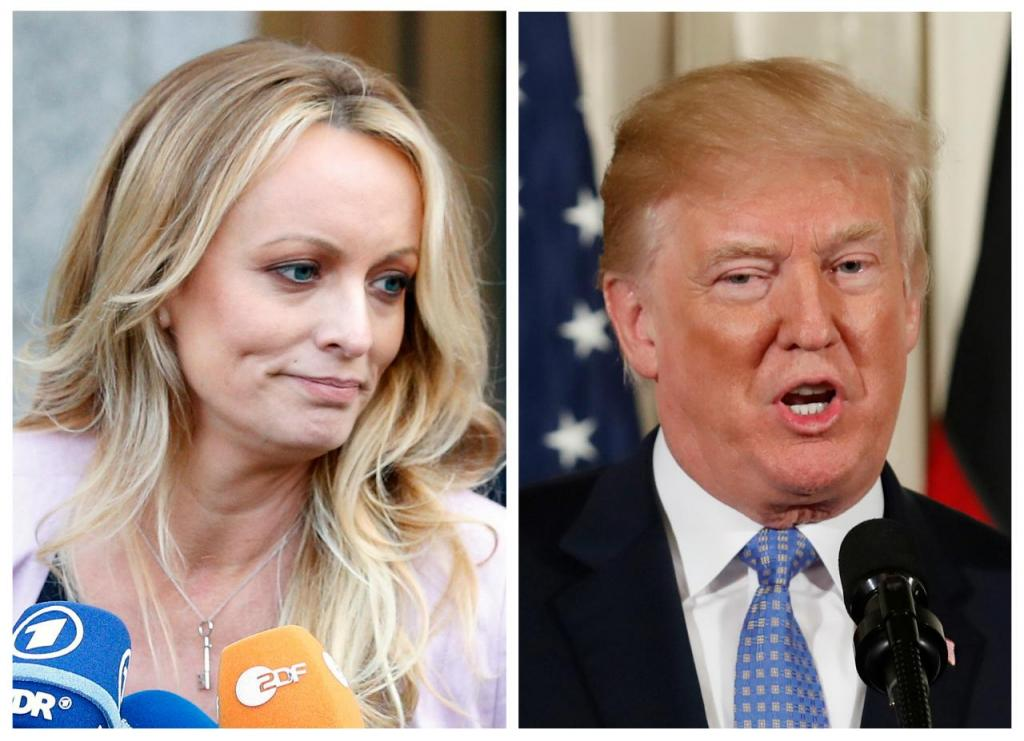 Stormy Daniels | Donald Trump