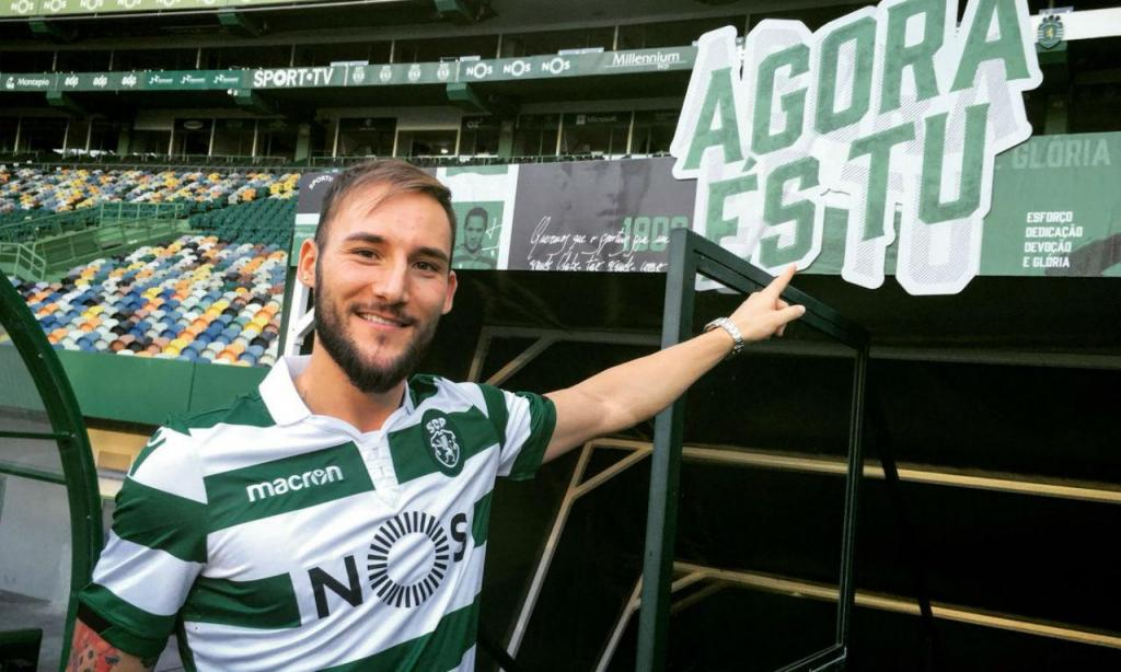 Nemanja Gudelj (twitter Sporting)