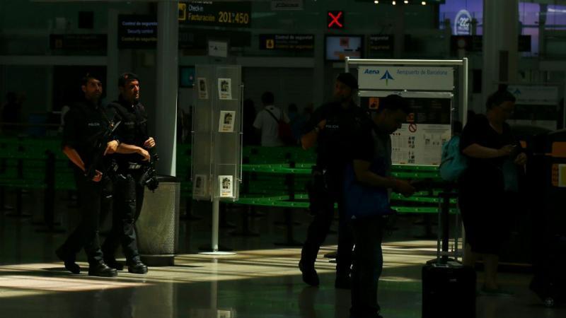 Aeroporto Prat de Llobregat - Barcelona
