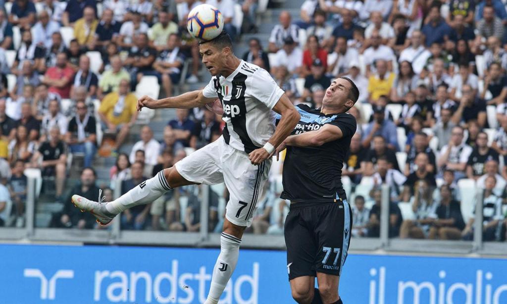 Juventus-Lázio