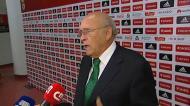 Sousa Cintra dá lição sobre guerra e paz no futebol português