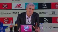 Luís Castro comenta a falha técnica do VAR no golo do FC Porto