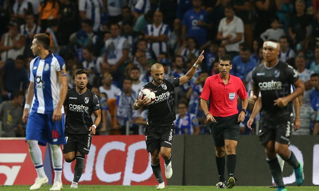 FC Porto-Vitória Guimarães