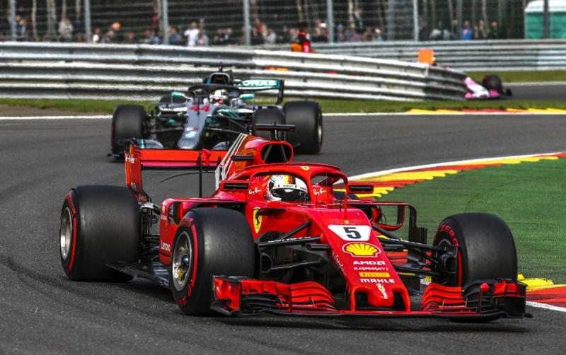 Sebastien Vettel (Lusa)