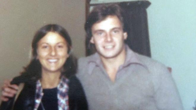 Chris Farmer e Peta Frampton - britânicos assassinados em 1978