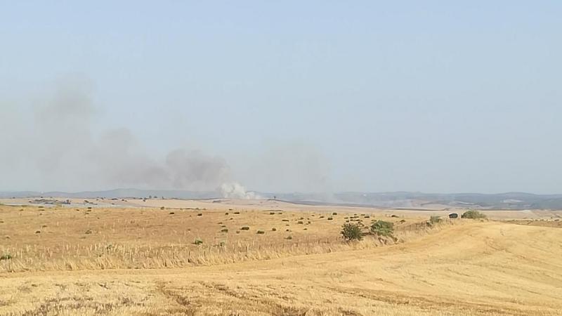 Incêndio em Mourão