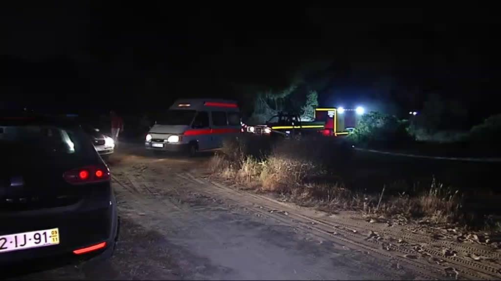 Homicídio no Algarve