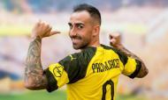 Paco Alcácer - foto site B. Dortmund