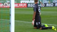 Liga Revelação: Daniel dos Anjos faz o primeiro para o Benfica no dérbi