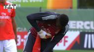Liga Revelação: grande defesa de Celton Biai evita empate do Sporting