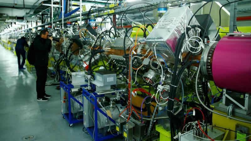 Laboratório Europeu de Física de Partículas (CERN)