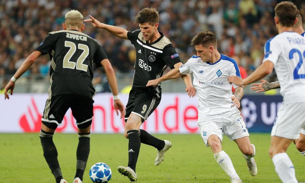Dynamo Kyiv-Ajax