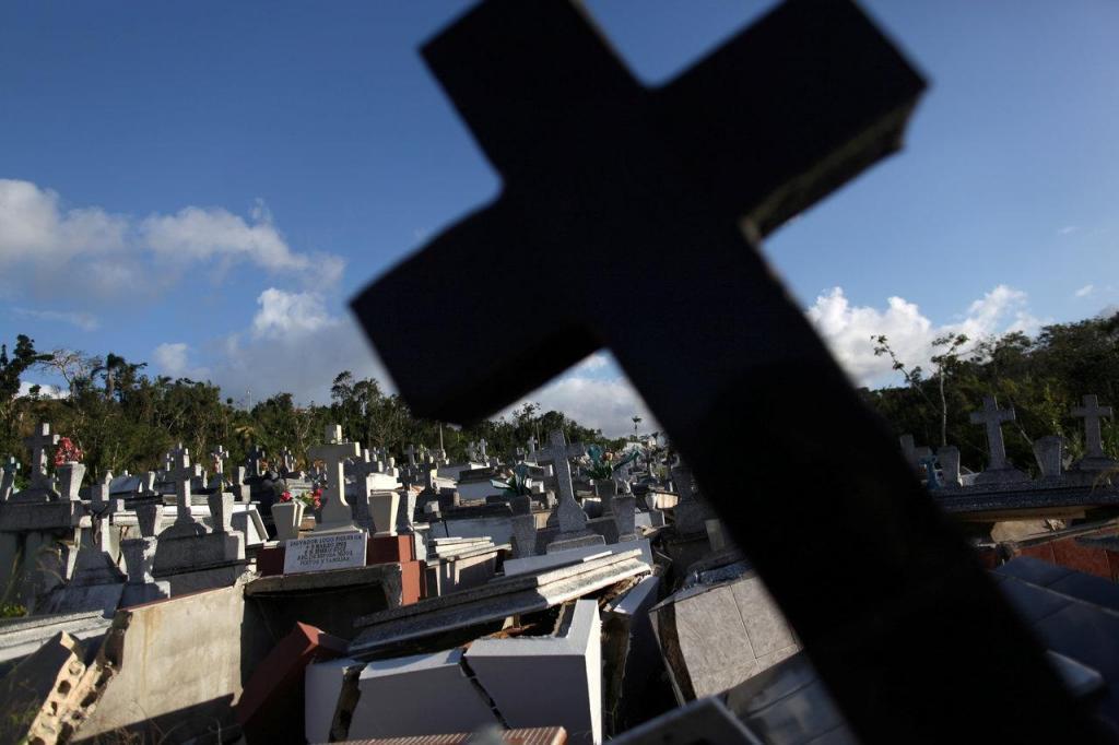 Porto Rico - Furacão Maria
