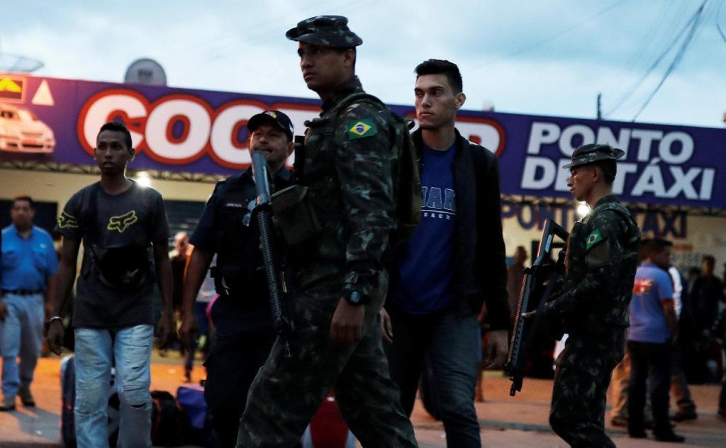 Brasil - Pacaraíma (Roraima)