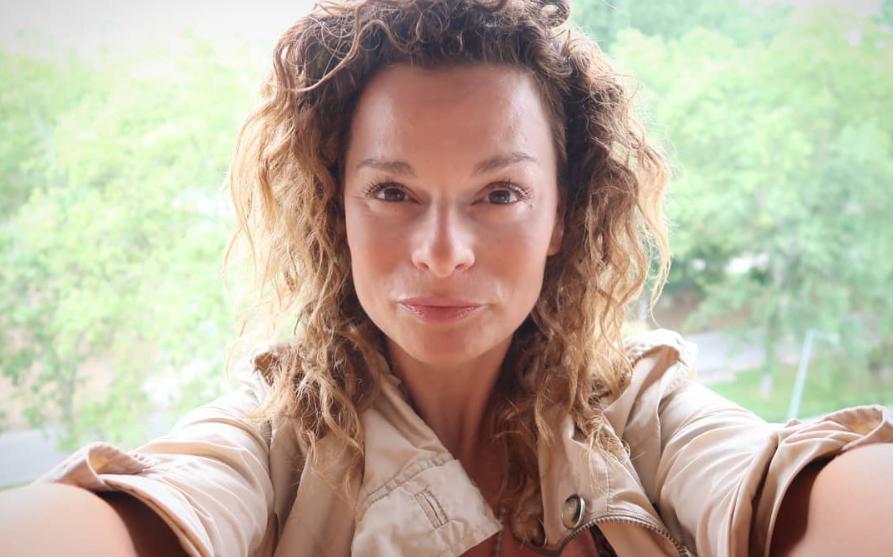 Rita Mendes na Selfie