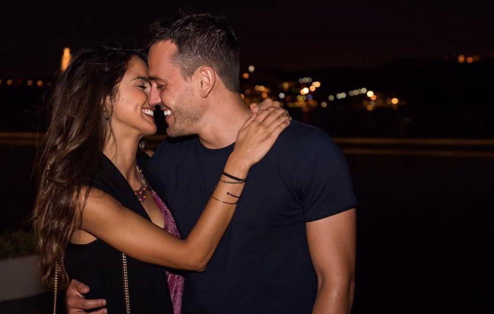 Sara Matos e Pedro Teixeira cada vez mais apaixonados