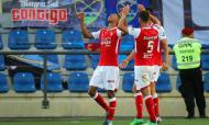 Desp. Chaves-Sp. Braga - fotos Lusa