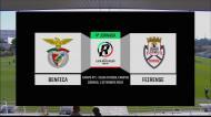 Liga Revelação: os golos do Benfica-Feirense (1-1)