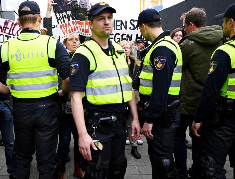 Polícia - Holanda (arquivo)