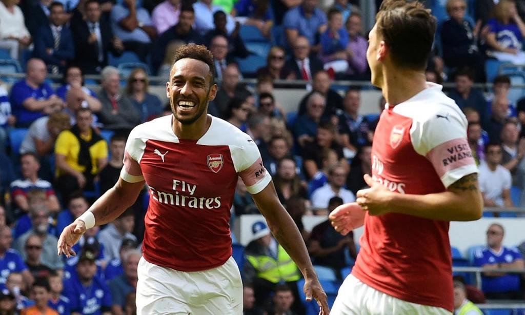 Cardiff-Arsenal