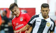 Benfica: Cervi chamado por Scaloni e Aimar para a seleção argentina