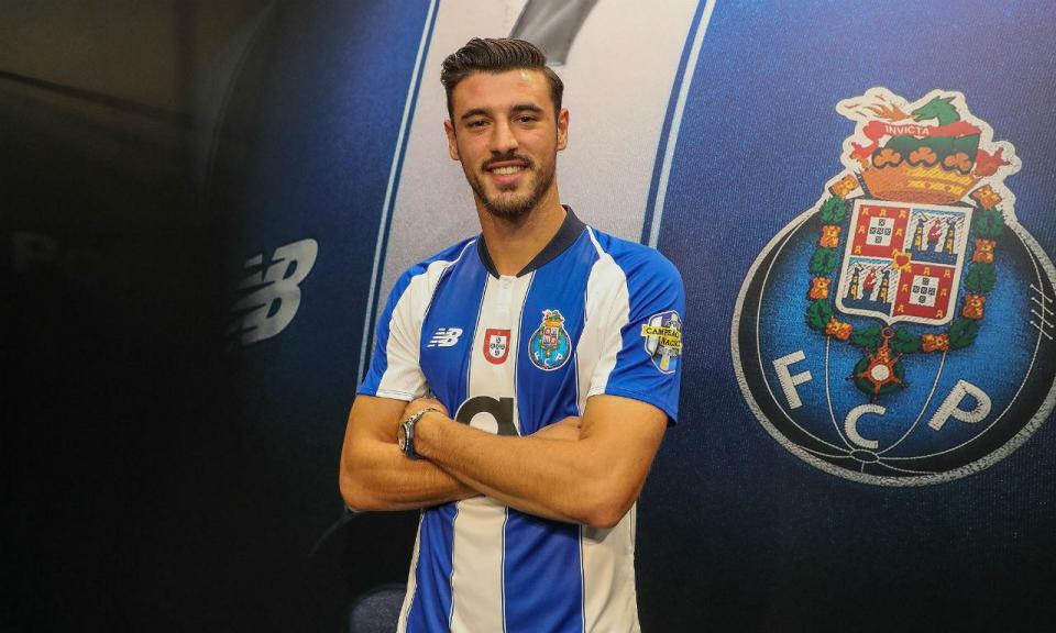 FC Porto: André Pereira apto para a viagem à Alemanha
