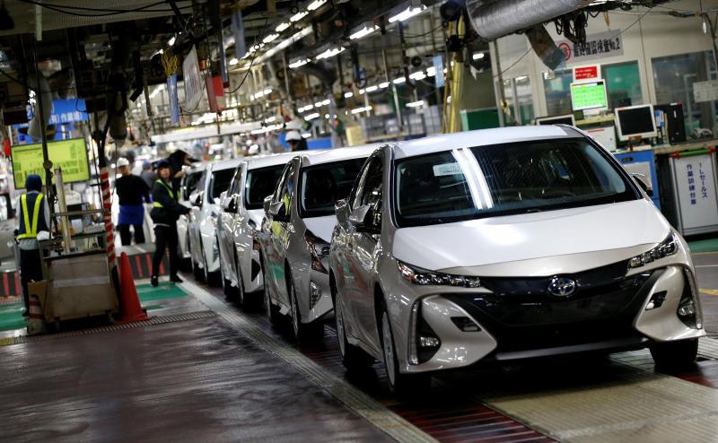 Toyota Prius (arquivo)