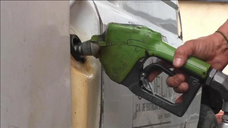 Maduro cobra taxa sobre a gasolina junto à fronteira