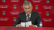 E-toupeira: declaração de Luís Filipe Vieira