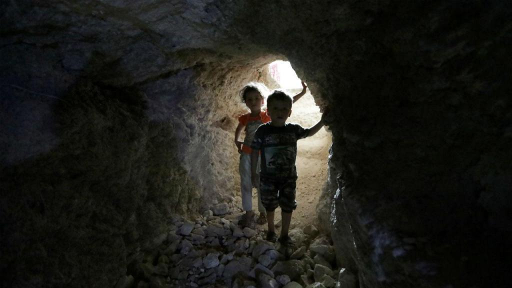 A guerra em Idlib, na Síria