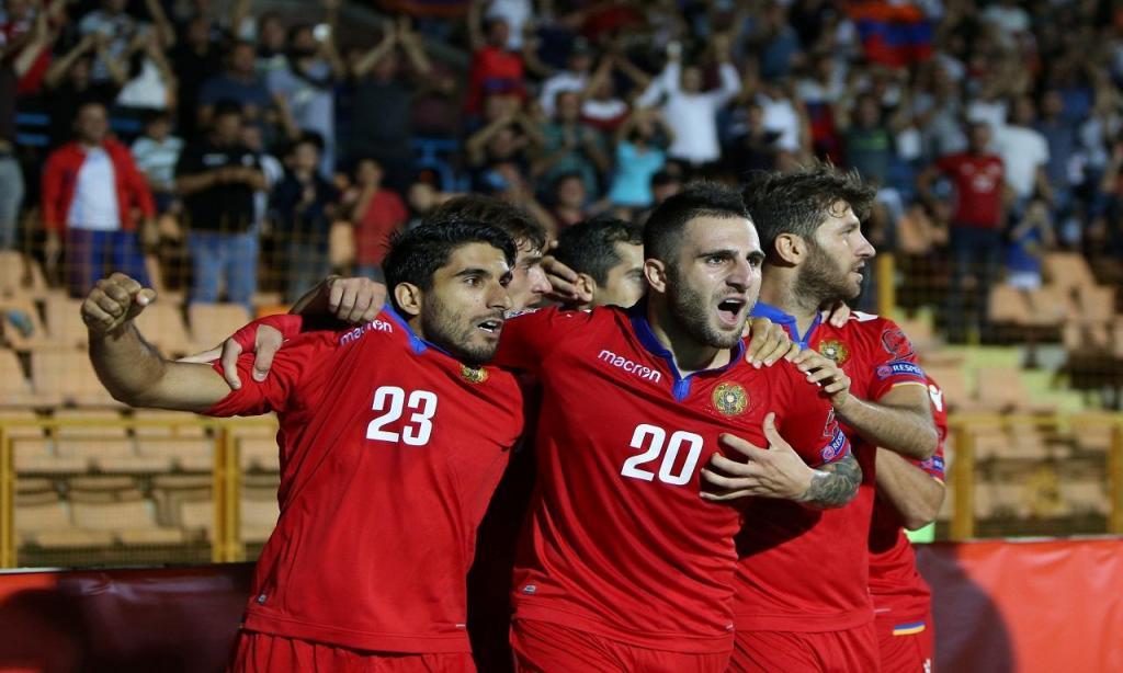 Arménia-Liechtenstein (Reuters)