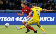 Cazaquistão-Geórgia