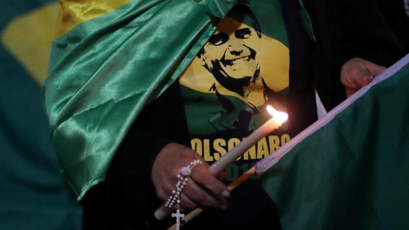 Manifestações pró Bolsonaro, após esfaqueamento em Juiz de Fora