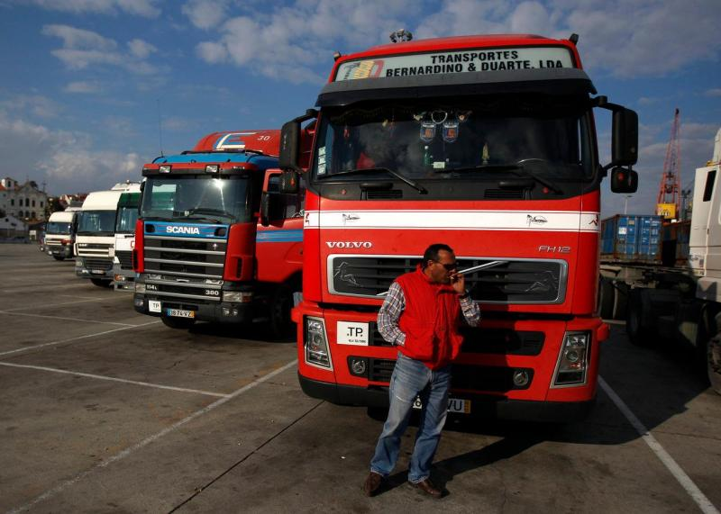 Camionistas (arquivo)