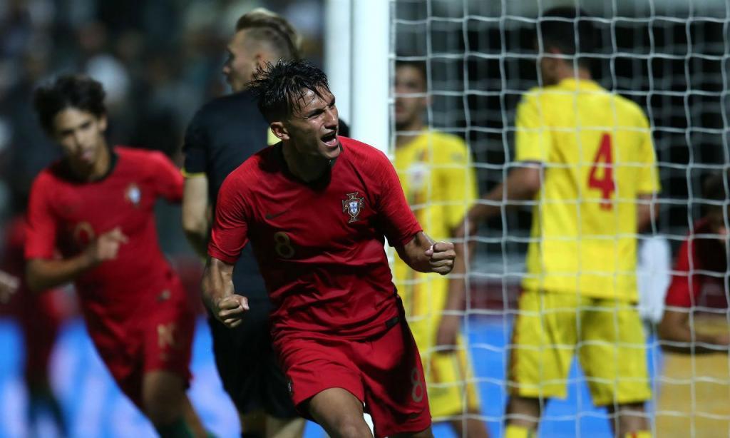 Portugal-Roménia em Sub-21
