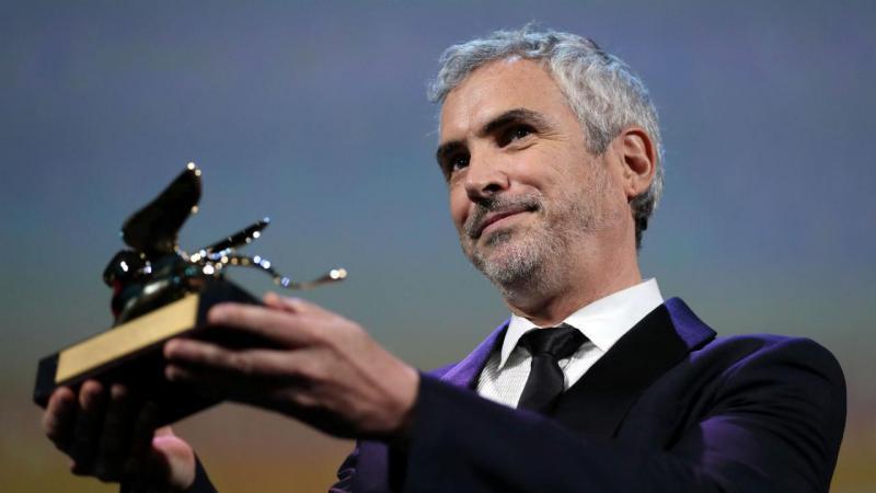 Alfonso Cuaron vence Leão de Ouro em Veneza com