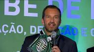 Varandas pegou na medalha da final da Taça de Portugal para fazer promessa