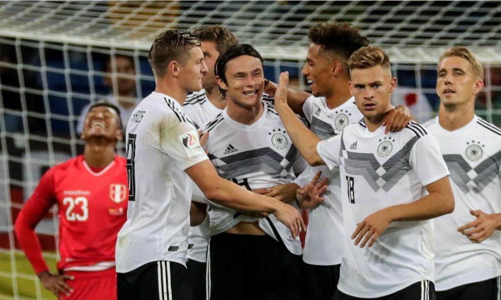 Alemanha-Peru