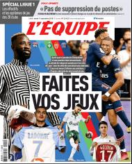 L'Équipe 11.09.2018