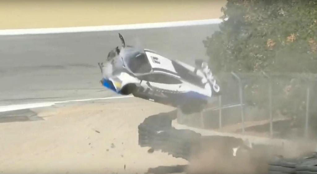 Lamborghini de Sheena Monk (reprodução YouTube)