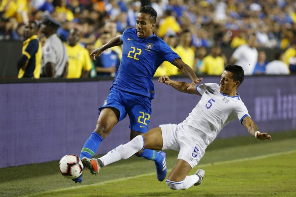 Brasil - El Salvador (Reuters)
